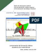 Cálculo Diferencial ACastilloN
