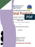 Sijil Tamat Prasekolah 2014