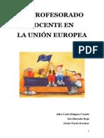 El Profesorado Docente en La Unin Europea (3)