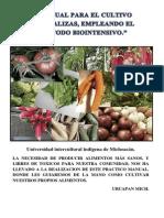 manual produccion agroecologica de alimentos