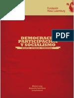 Democracia Participacion y Socialismo Bolivia Ecuador Venezuela