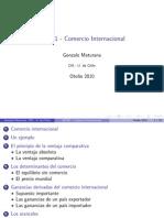 8 Comercio Internacional