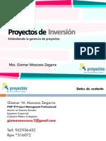 Fundamentos de Proyectos