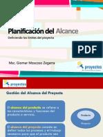 Semana 09 y 10 - Planificar Alcance