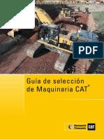 Manual Seleccion Maquinaria Pesada Caterpillar