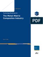 Metal Matrix Composites Roadmap 2006