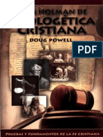 Apologética Cristiana - Doug Powell