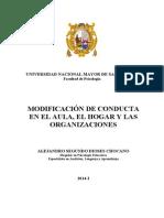 MdC Aula, Hogar y Organizaciones 2014-I. Dioses