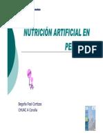 nutricion artificial