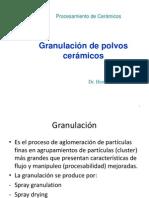 IIUnd_Sem 6_Granulacion de Polvos - Atomización