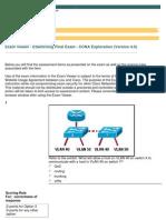 Examen Final C Cisco 3