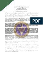 Armonia, La - Abr97 - Juan Jose Peralta Focil