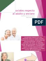 Mitos Sociales Respecto Al Adulto y Anciano