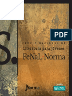 Convocatoria Premio Novela Juvenil Fenal Norma-22 Enero