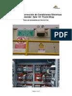 Plan de Trabajo Conexionamiento Interruptores 480VAC Sala de Lubricantes