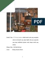 proposal cafe mini hot spot