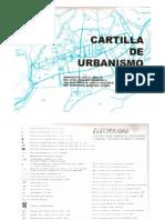 Cartilla de Urbanismo - Electricidad