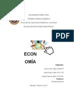 Economía y su relación con Venezuela.