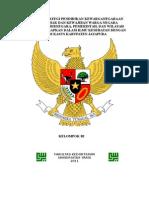 Analisa Strategi Pendidikan Kewarganegaraan Hak Dan Kewajiban Warga Negara Berbangsa