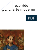 Un Recorrido Al Arte Moderno