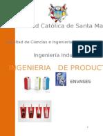 Envases - Ingenieria Del Producto