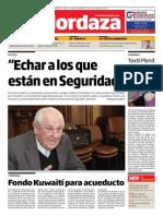 sin mordaza 440 19-03-2014