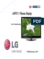 Lg 60ps11 Training Manual