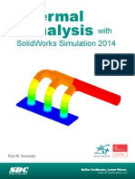 Thermal Analysis With Solidworks 2014