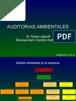AUDITORIAS AMBIENTALES