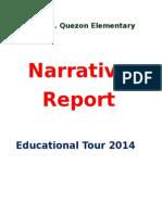 Educational Tour 2014