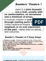 Reader s Theatre
