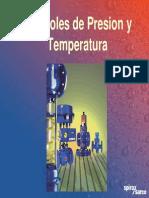 4. Control de Presion y Temperatura