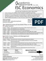 GitAA 2015 Economics