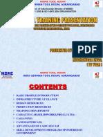 Industrial Presentation