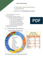 Mrunal Download UPSC Mains 2014 General Studies Paper 4 (GS4) Ethics