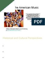 Jazz - The American Music