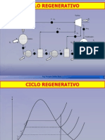 Ciclo Rankine Regenerativo