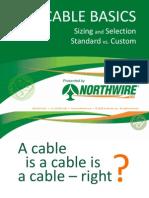 Cable Basics Webinar FINAL