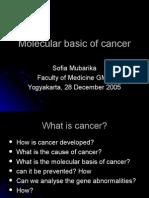 2. Molecular Basis of Cancer
