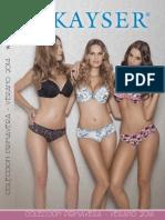 Catalogo Completo Kayser temporada completa 2014 - 2015