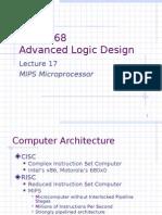 Mips Microproccessor