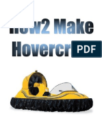 Designing and Building Hovercraft
