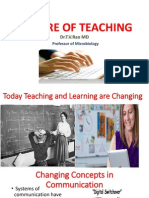 Future of Teaching