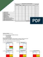 Ficha de Evaluación de Efectividad en Los Golpeos Completo