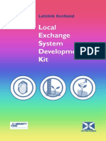 Local Exchange System Development Kit