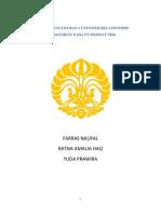 CRM Indosat Farras&Ratna&Yuda