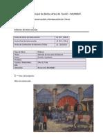 Informe Cayetano Donnis - Entrada Al Mercado Del Abasto