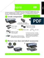 Deskjet Setup Guide
