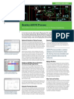 Brochure Bentley AXSYS Process