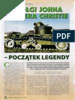 Pojazdy Christie - Artykuł Historia